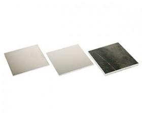 Aluminium plaques, planche