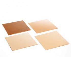 cuivre plaques